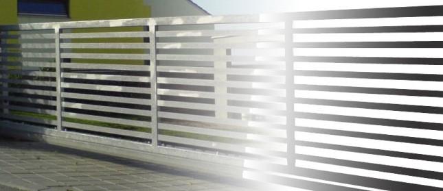 Moderní ploty